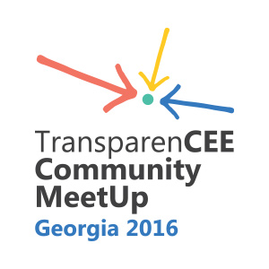 TransparenCEE Community MeetUp - Georgia 2016